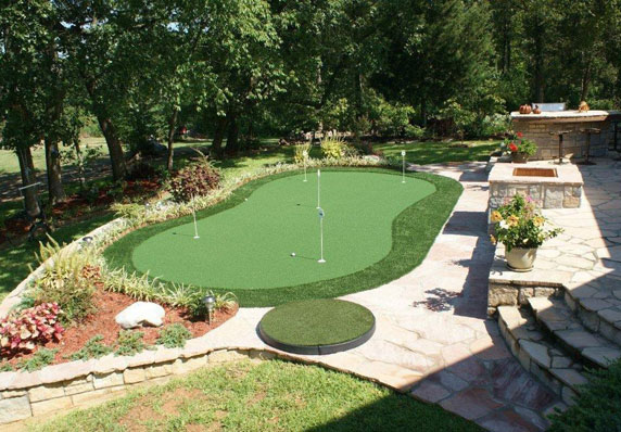 Artificial Grass and Lawn Turf - Austin, TX | Creative ...